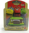 Chuggington Hout - Sophie