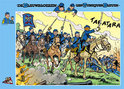 De Blauwbloezen: Aanval - Legpuzzel - 1000 Stukjes