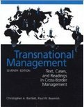 Transnational Management (Asia Adaptation)