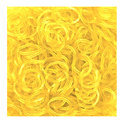 Jelly Loom Bands Yellow/Geel 300x