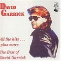 All The Hits...Plus More: The Best Of David Garrick