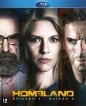 Homeland - Seizoen 3 (Blu-ray)