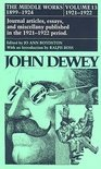 The Collected Works of John Dewey
