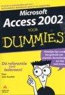 Microsoft Access 2002 voor Dummies