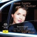 Anne-Sophie Mutter - Violin Concerto; Romances (Audio)