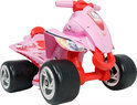 Injusa Hello Kitty Raceauto - Accuvoertuig - 6V