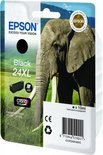 Epson 24XL Series Elephant - Inktcartridge Zwart