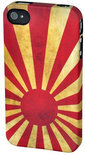 SKILLFWD Vintage Banzai Flag Hard Case voor iPhone 4S