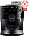 Bosch Espresso Volautomaat Benvenuto Classic TCA5309 - Zwart