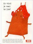 Plint Prentenboek 'Ik vind je veel te lief'