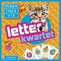 Spel Mrv Letterkwartet