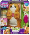 FurReal Friends - Katje Daisy Kom Speel Met Mij - Elektronische Knuffel