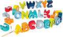 Rijgkralen alfabet 26 stuks