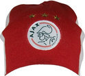 Ajax muts senior rood -wit logo