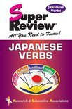 Super Review Japanese Verbs Pb