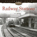 Railway Stations Wall Calendar 2015 (Art Calendar)