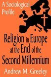 Religion in Europe at the End of the Second Millennium