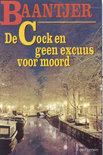 Baantjer Fontein paperbacks 60 - De Cock en geen excuus voor moord
