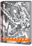 M.C. Escher mini agenda / 2013