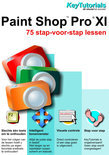 Staplessen Keytutorials Paint Shop Pro XI - Nederlands