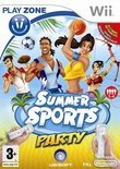 Summer Sports Party  Wii