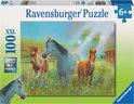 Ravensburger Paarden in de Wei - Kinderpuzzel