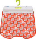 Qibbel Q716 - Stylingset Windscherm - Checked Red
