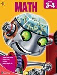 Brighter Child Book Of Math, Grades 3-4