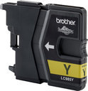 Brother LC-985Y - Inktcartridge Geel