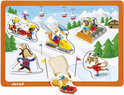 Knoppuzzel Wintersport
