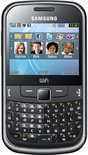 Samsung Chat 335 (S3350) - Zwart