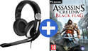 Sennheiser PC 333D + gratis Assassin's Creed IV