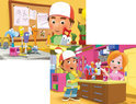 Ravensburger 2-in-1 Puzzel - Handy Manny