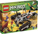 LEGO Ninjago Ultrasone Aanval - 9449