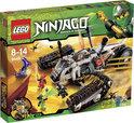 LEGO Ninjago Ultrasone Aanval - 9449