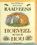 Raad eens hoeveel ik van je hou