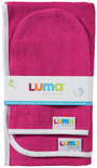 Luma - Commodedoek en Washand - Magenta Pink