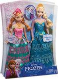 Disney Frozen - Prinses Anna & Elsa Giftset