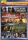 Punisher/Vantage Point/Armored/Boondock Saints Ii - All Saints Day/Takers