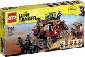 Lone Ranger Flucht M. D. Post-
