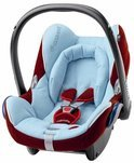 Maxi-Cosi CabrioFix Red & Blue