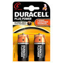 Duracell Plus Power C Alkaline Batterijen 2x Pak
