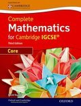 Core Mathematics for Cambridge IGCSE with CD-ROM
