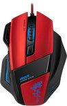 Speedlink Decus - Gaming Lasermuis / Rood