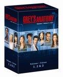 Grey's Anatomy - Seizoen 1 t/m 3