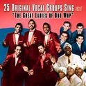 25 Original Vocal Groups