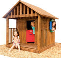 Little Tikes Kingston Hout - Speelhuis
