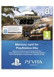 Motorstorm RC Voucher + 8GB Memory Card