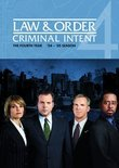 Law & Order: Criminal Intent - Seizoen 4