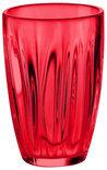 Guzzini Aqua Longdrinkglas - Rood